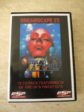 Dreamscape 23 - A View To A Thrill 12 CD Pack (Helter, Fantazia, Slammin, Quest)