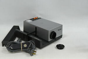 Rollei P350AF autofocus 35mm Film Slide Projector with Slide Preview