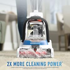 Steam Vacuum Cleaner Carpet Shampooer - Pet Deep Rug Upright Lightweight Machine