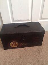Vintage Ramset Metal Tool Box