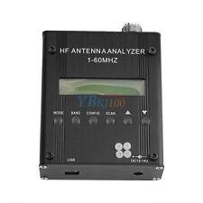 MR300 Digital Shortwave Antenna Analyzer Meter Tester 1-60M For Ham Radio Hot im