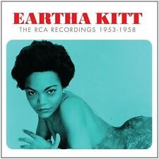 Eartha Kitt - RCA Recordings 1953-1958 [New CD] UK - Import