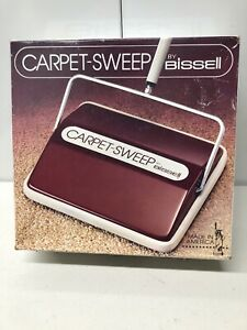 Carpet Sweep by Bissell NOS New in box Model 2340