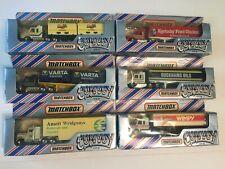 Matchbox Convoy 1983, lot of 6