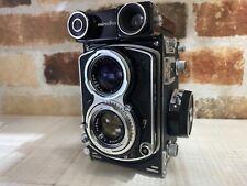 [Mint / Cla ' D] Minolta AUTOCORD CDS Tlr Kamera Rokkor 75mm F/3.5 Aus Japan