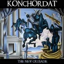 KONCHORDAT -  The New Crusade NEW SEALED 2011 UK PROG ROCK WITH MUSCLE
