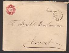 8363- Switzerland , Schweiz , ganzsache  – postal stationery