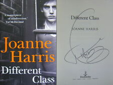 Signed Book Different Class by Joanne Harris (Hardback, 2016) 1st First Edition