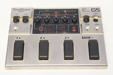 KORG G5 SYNTH BASS PROCESSOR Bass Synthesizer Effects Tone Works