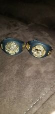 TNA Figure Toy Belts World X Division Lot