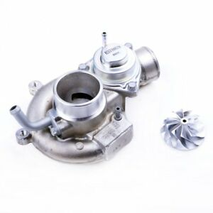 Turbo Compressor Upgrade Kit SAAB 9-3 w/ Billet 19T 11+0 Blades / Extra 20% HP