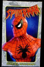 Spider-Man Marvel Mini-Bust Statue - Ltd Ed. Randy Bowen Designs