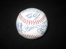 2014 Scranton Wilkes Barre Rail Riders Signed OML Baseball Ball YANKEES
