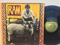 Paul McCartney Ram EX APPLE GATEFOLD gorgeous! Uncle Albert beatles