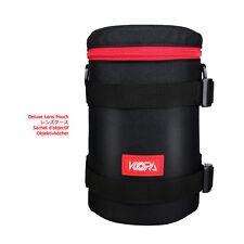 13x22cm Kora Deluxe Lens Pouch Fits JBL Charge 2+ Haut-parleur Bluetooth avec chargeur