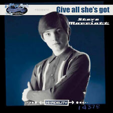 "STEVE MARRIOTT Give All She's Got 10"" . small faces humble pie ronnie lane sixti"