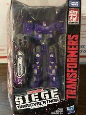Transformers Siege War For Cybertron BRUNT Action Figure