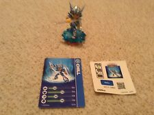 Skylanders Giant- Chill with Card,& Sticker