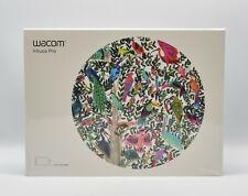 WACOM Intuos Pro Medium Grafiktablet 2.Generation , Schwarz PTH-660 NEU OVP