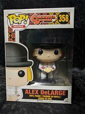 Funko Pop! A Clockwork Orange Alex DeLarge #358 Vinyl Figure