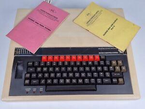 Acorn BBC Microcomputer 32K Solidisk DFS & Manuals Model B Issue 3