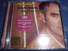 MORRISSEY Irish Blood, English Heart Alternativ Rock/Pop Maxi CD 3 Tracks NEU!!!