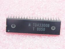 ci TDA 3300 B ~ ic TDA3300B ~ TV PAL/NTSC chroma circuit ~ DIP40 (PLA040)