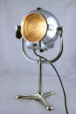 VINTAGE RANK STRAND 123 BRITISH THEATRE BBC STAGE TABLE LIGHT LAMP TRI BASE STAN