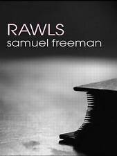 Acceptable, Rawls (Routledge Philosophers): 1, Freeman, Samuel, Book