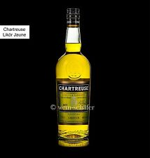 CHARTREUSE Jaune Gelb Kräuter Likör Digestif / Aperitif Liqueur Chartreux