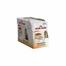 Royal Canin Intense Beauty Cat Food 12 x 85g (1.02kg) (Pack of 2)