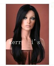 LMRAJF25  charming long straight health wigs for women natural Hair wig