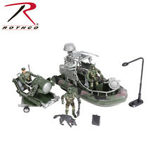 Military Force Amphibious Camouflage Vehicle Play Set Toy 573 Rothco