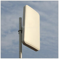 AMXW-2400-18A High Gain 18dBi 2.4G Wlan Wireless Outdoor Panel Antenna N Female
