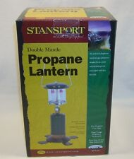 Stansport Double Mantle Propane Camping Lantern Model #170 New in Box