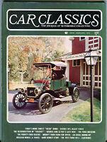 Car Classics Magazine February 1975 Bisbee V8's Blast Fires EX 060916jhe