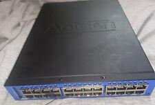 Adtran NetVanta (1702544G1) 24-Port External Switch Managed