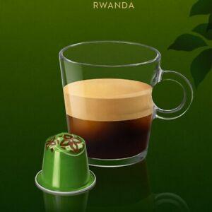 Nespresso UMUTIMA LAKE KIVU RWANDA Capsules Coffee Espresso ORIGINAL LINE OL Pod
