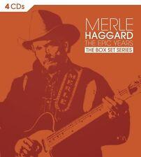 Merle Haggard - Box Set Series [New CD]