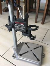 Dremel Bench Mount Deluxe Drill Press Stand Model 212  Moto-Tool