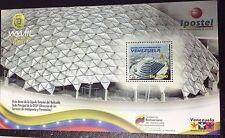 Venezuela: XXXVIII Aniversario Disip Bs. 3,500 (2007) - Souvenir Sheet