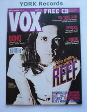VOX MAGAZINE - Issue 79 May 1997 - Bono / Reef / Orbital / Republica / Blues