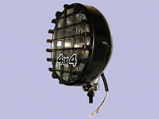 100W Spotlights/Driving Lamps With Stone Guards for 4x4's Land Rover etc DA4088