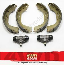 Brake Shoe & Wheel Cylinder SET - Toyota Hilux LN167 LN172 3.0D 5L 5L-E (97-05)