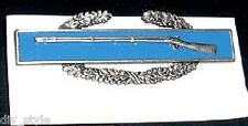 Combat Infantry Badge, 1st award, made 1990, mint on card military surplus