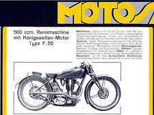 Moto Sacoche - Gesamt-Programm - Prospekt -  1937 - Deutsch -  nl-Versandhandel