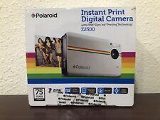 NEW Polaroid Z2300 10.0 MP Digital Camera - White