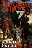 The Great Hunt (Hardback or Cased Book)