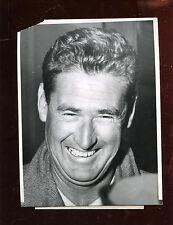 Original Jan 22 1960 Ted Williams Laughing Wire Photo