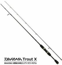 New Daiwa Trout X 60XUL 0.8-4g lure area pond trout spinning rod F/S from Japan